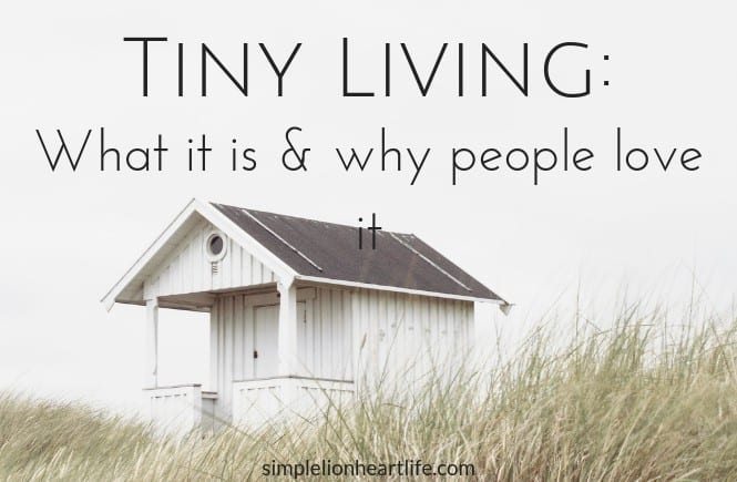 Tiny Living: What it is and why people love it