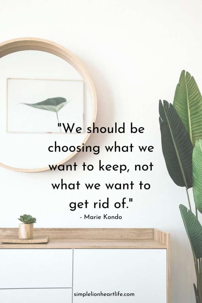 Simplicity quotes: 20 quotes about decluttering and simplifying to inspire a simpler life!